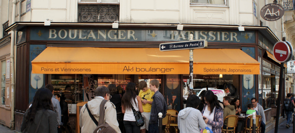 Aki Boulangerie, Paris 1er