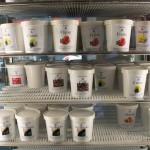 Les glaces par Landemaine