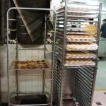 Le laboratoire au sous sol, rue de Clichy - divers macarons