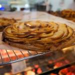 Oh la belle tarte fine aux pommes !
