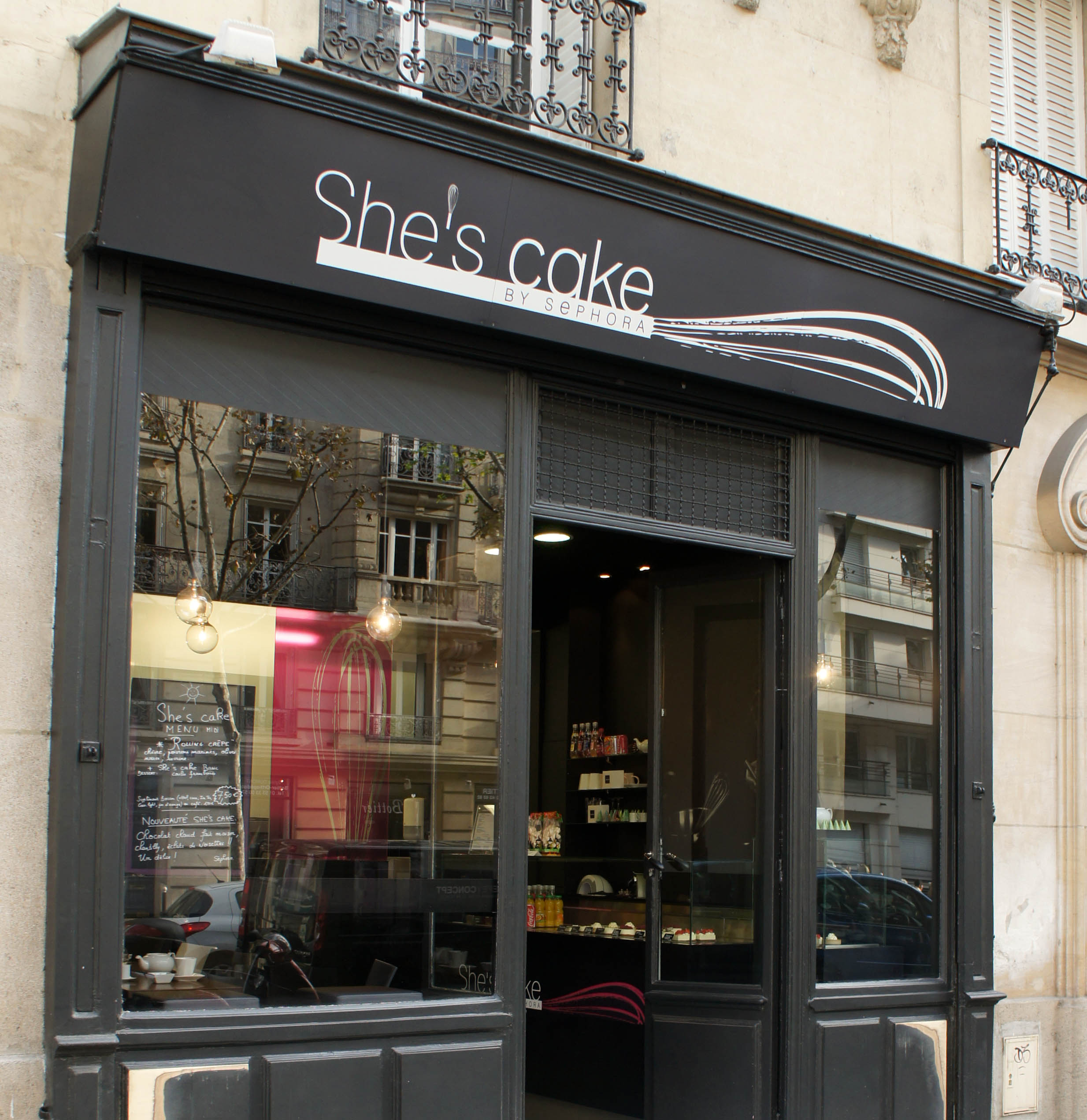 Magasin Cake Design Luxembourg : She s Cake by Sephora, quand le cheesecake rencontre le ...