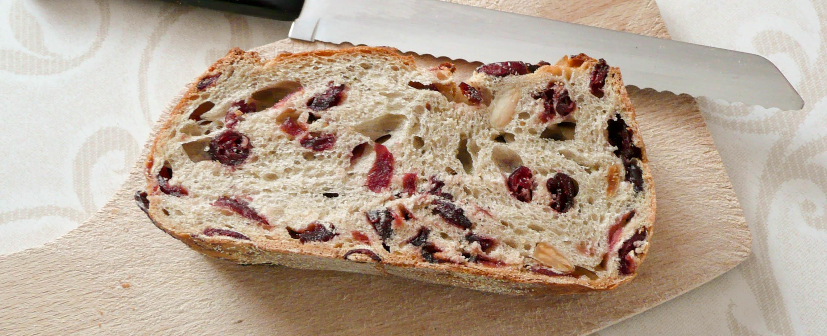 pain du jour pain cranberries amandes gontran cherrier paris 18 painrisien. Black Bedroom Furniture Sets. Home Design Ideas
