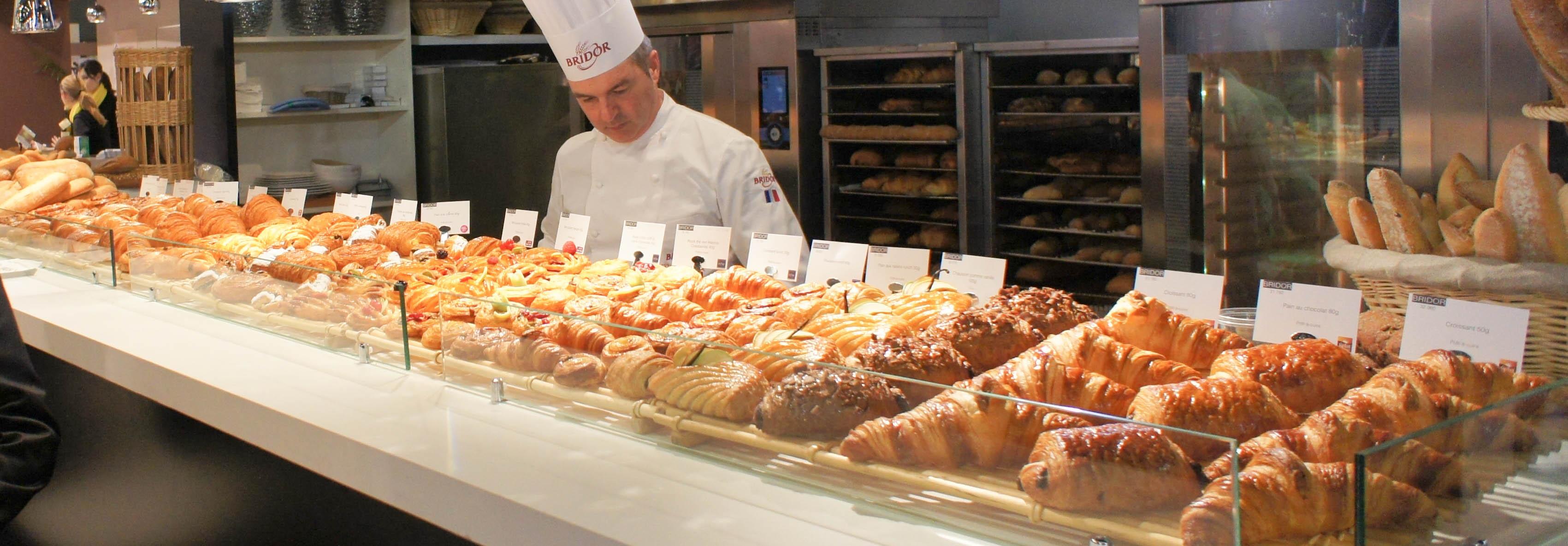 Boulangerie artisanale villepinte