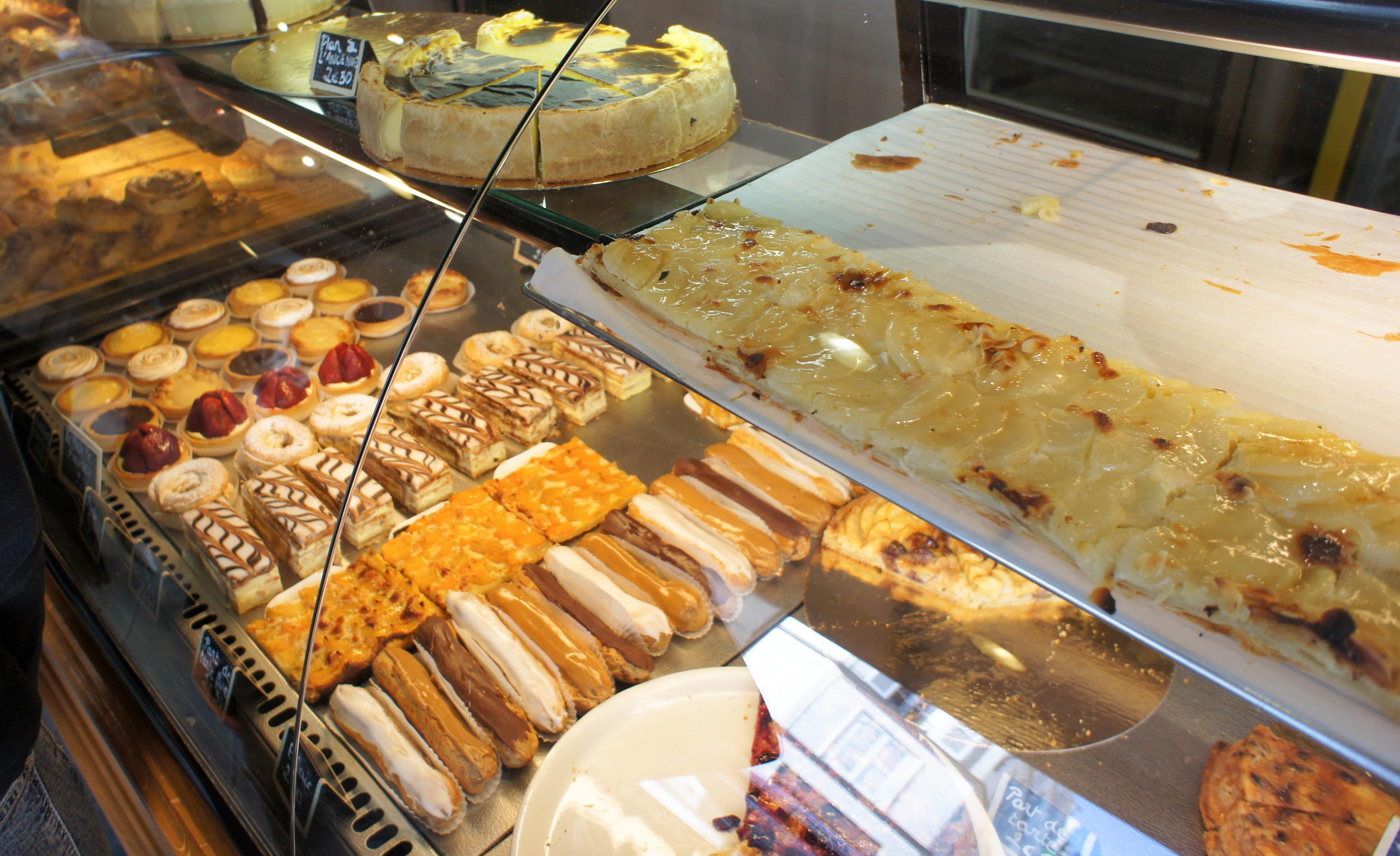 Bonne boulangerie 75017