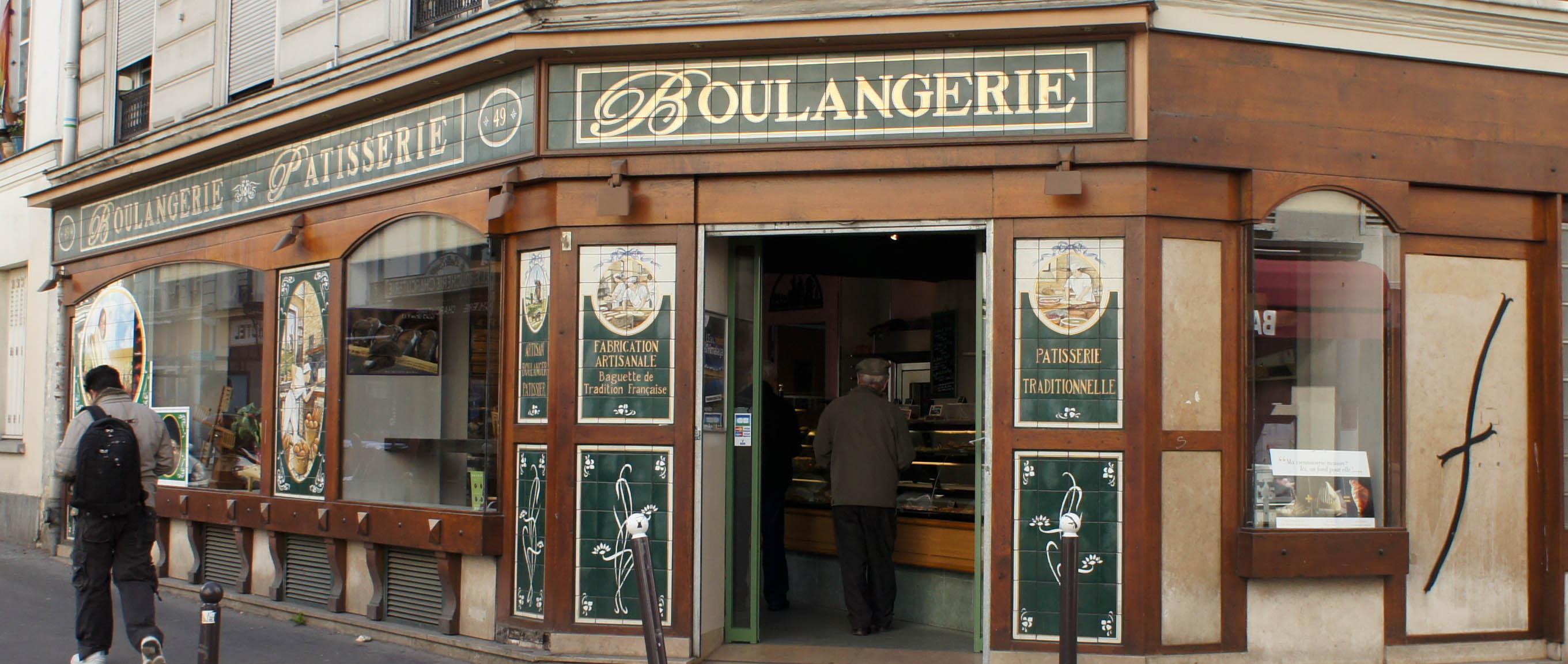 Boulangerie basso paris 17 l ing nierie du pain painrisien - La quincaillerie paris 10 ...