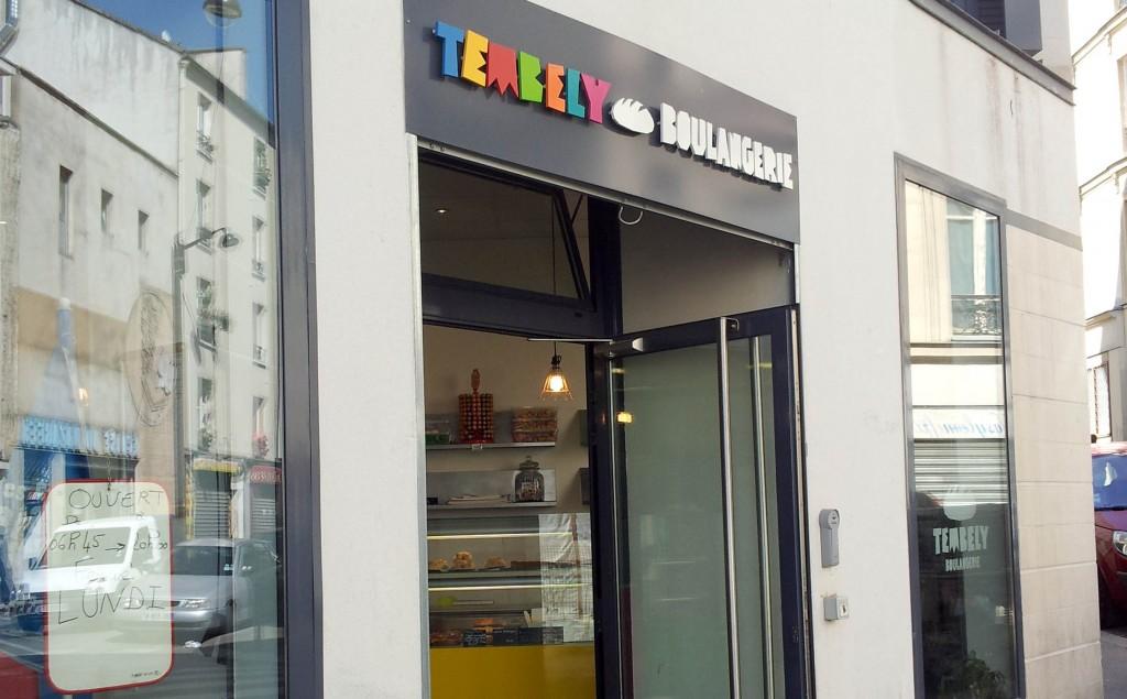 Boulangerie Tembely, Paris 18è