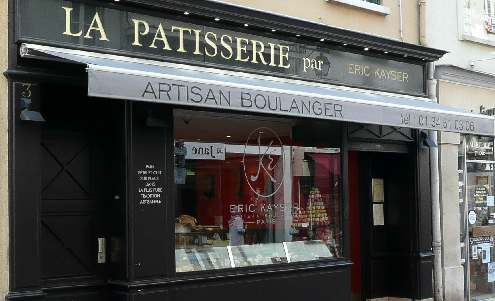 Patissier chocolatier saint germain en laye