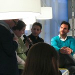 Philippe Conticini, Akrame Benallal & Christophe Michalak nous ont parlé d'une pâtisserie moderne... et de goût.