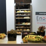 """Chez Bridor, les pains aromatiques sont présentés sous la dénomination de gamme """"Arc-en-Ciel""""... que de poésie !"""