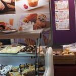 Chez Panavi, on retrouve les Doony's, vous savez, les Donut's présents chez nombre d'artisans boulangers... accompagnés de viennoiseries et autres gourmandises.