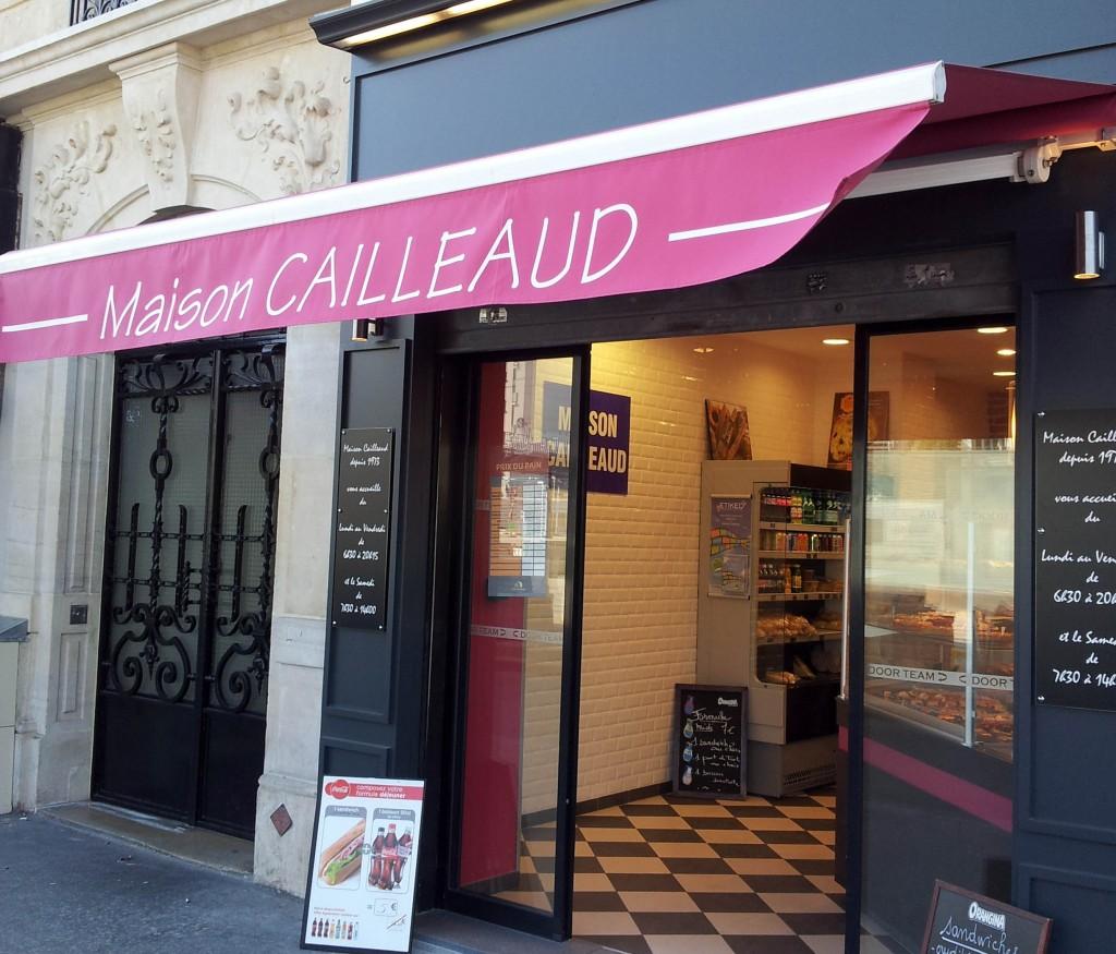 Boulangerie Cailleaud, Paris 12è
