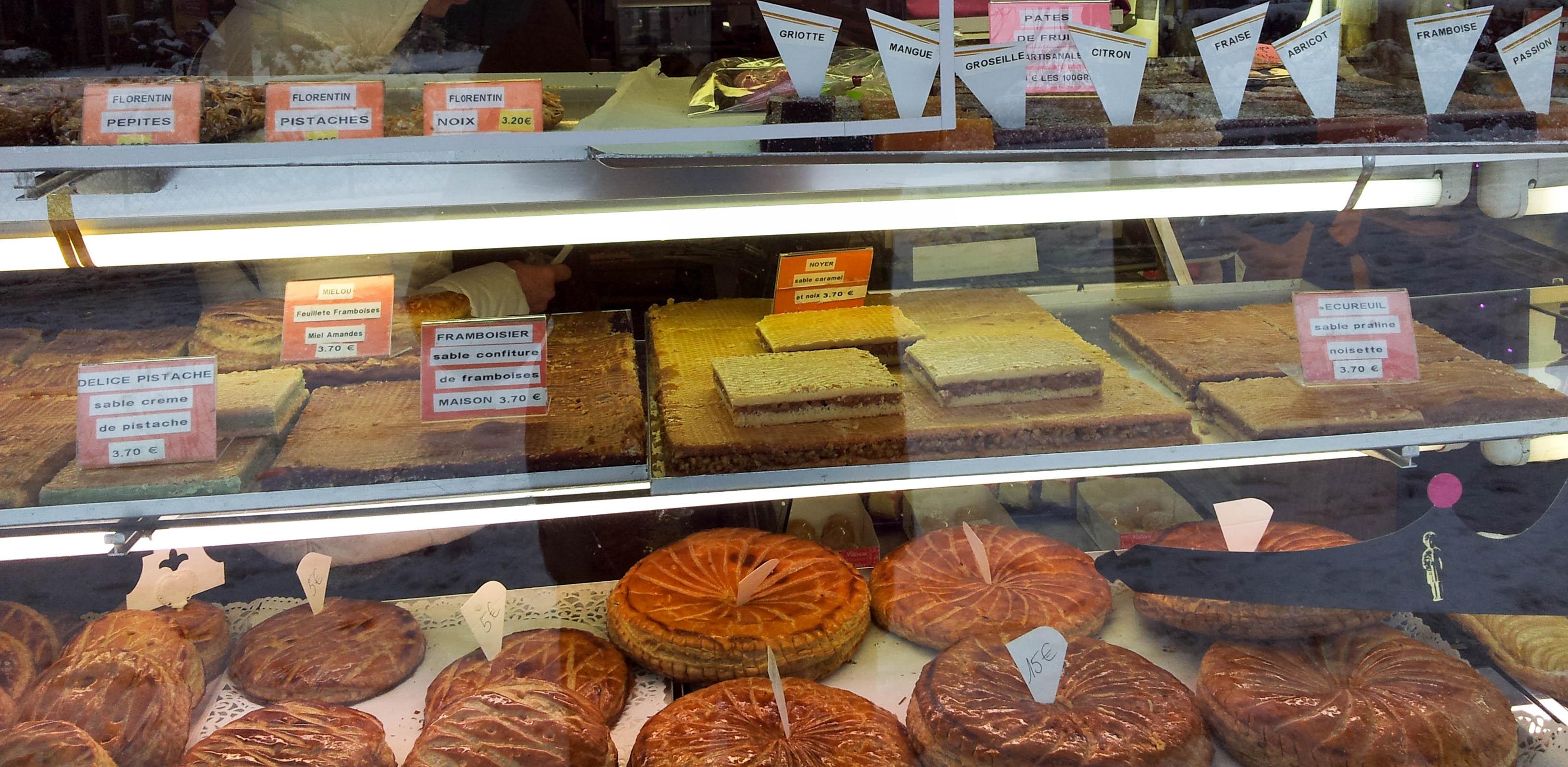 Boulangerie asselin paris 13 sous les sabl s la plage painrisien - Journal de la patisserie ...