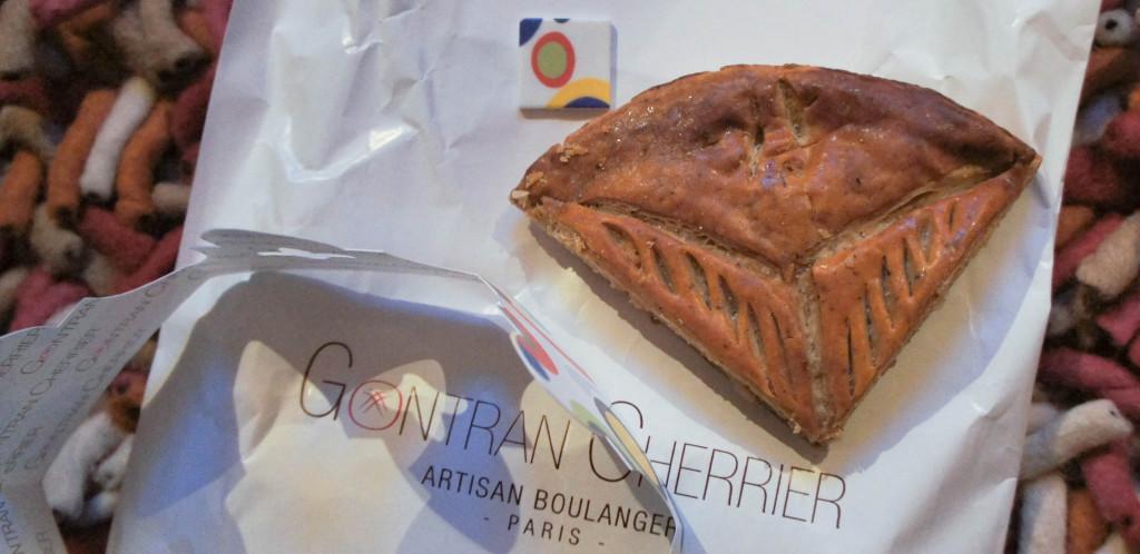 Galette Création 2013, Gontran Cherrier