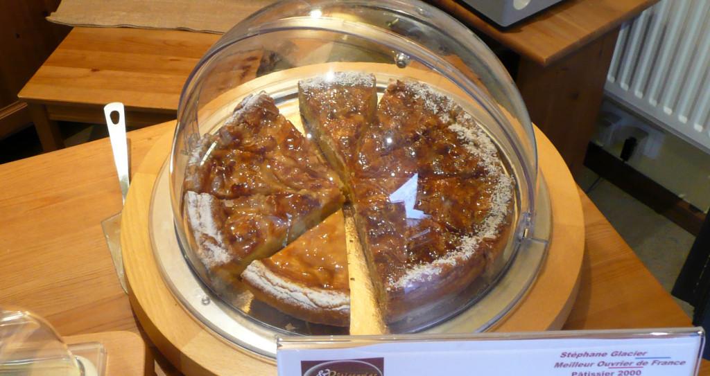 Parts de tarte et flan, Pâtisseries et Gourmandises par Stéphane Glacier, Colombes (92)