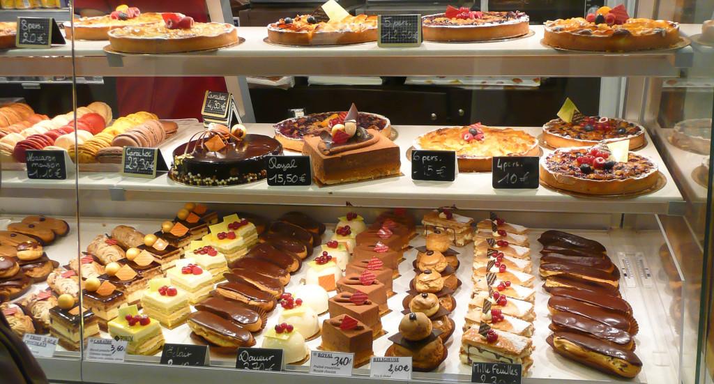 Pâtisseries et tartes aux fruits, La Fabrique aux Gourmandises, Paris 14è
