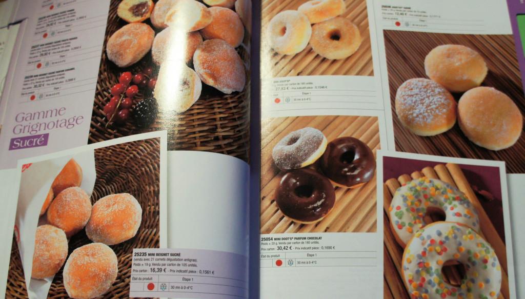 Ces donuts ne sont pas sans rappeler ceux que l'on retrouve fréquemment en boulangerie artisanale...