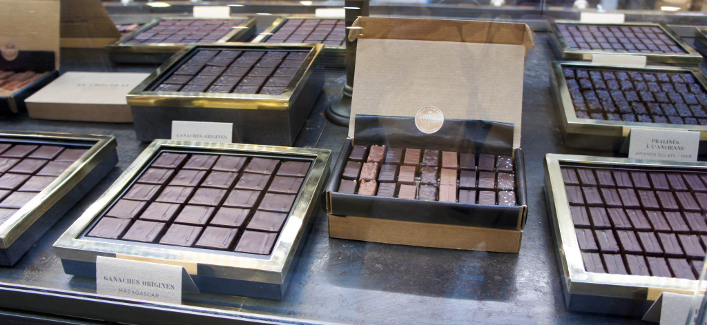 Bonbons de chocolat, Chocolat Alain Ducasse, Paris 11è