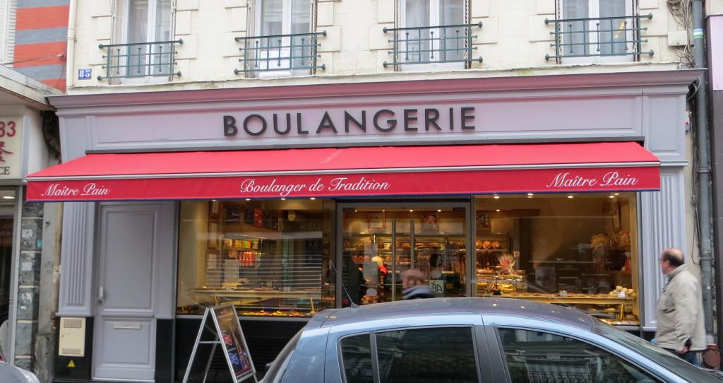 Boulangerie Maître Pain, Nanterre (92)