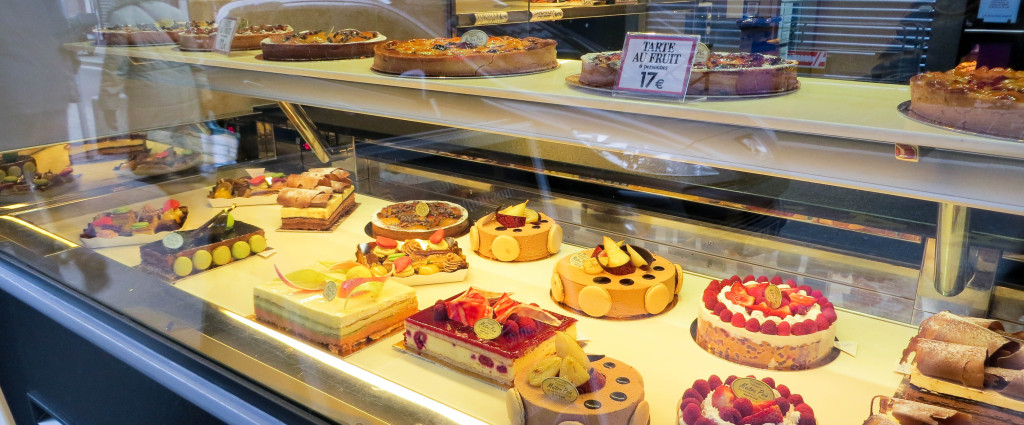 Pâtisseries à partager, Boulangerie Maître Pain, Nanterre (92)