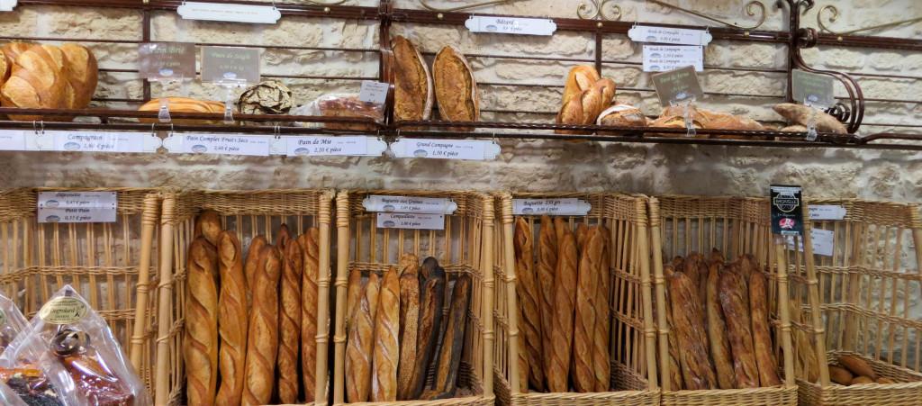 Le pain, Boulangerie Degrolard, Taverny (95)