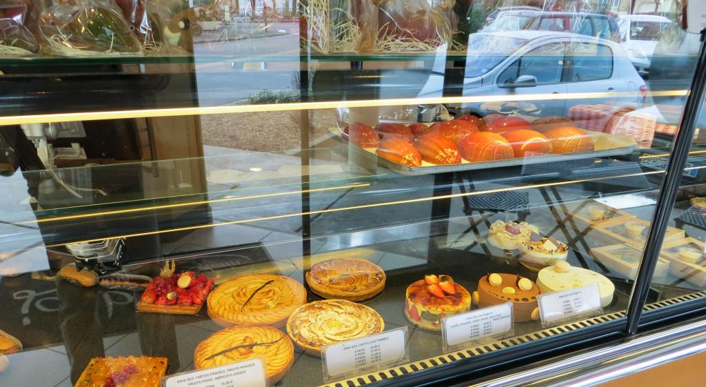 Pâtisseries, Sylvain Joubert, Taverny (95)