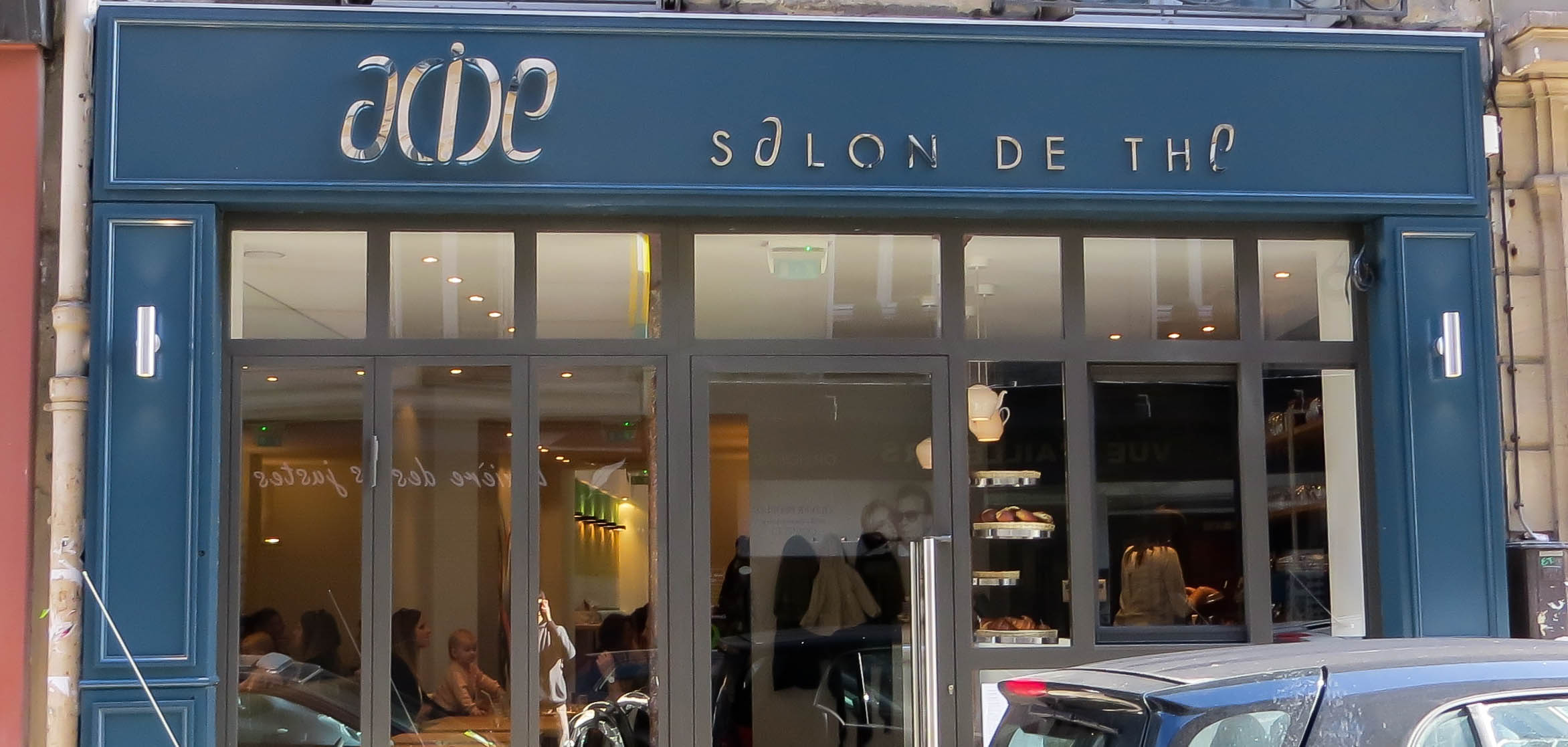 Accrochez vos papilles le salon de th acide est ouvert for Salon de the