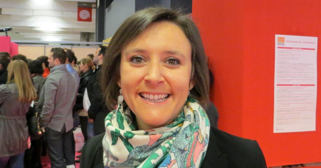 Marie-Lucie Jacquey et son  charmant sourire