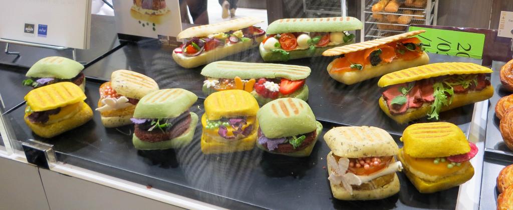 Chez Bridor, on développe des sandwiches créatifs avec des pains aromatiques... une démarche qui n'est pas sans rappeler celle de l'un de nos artisans parisiens ?