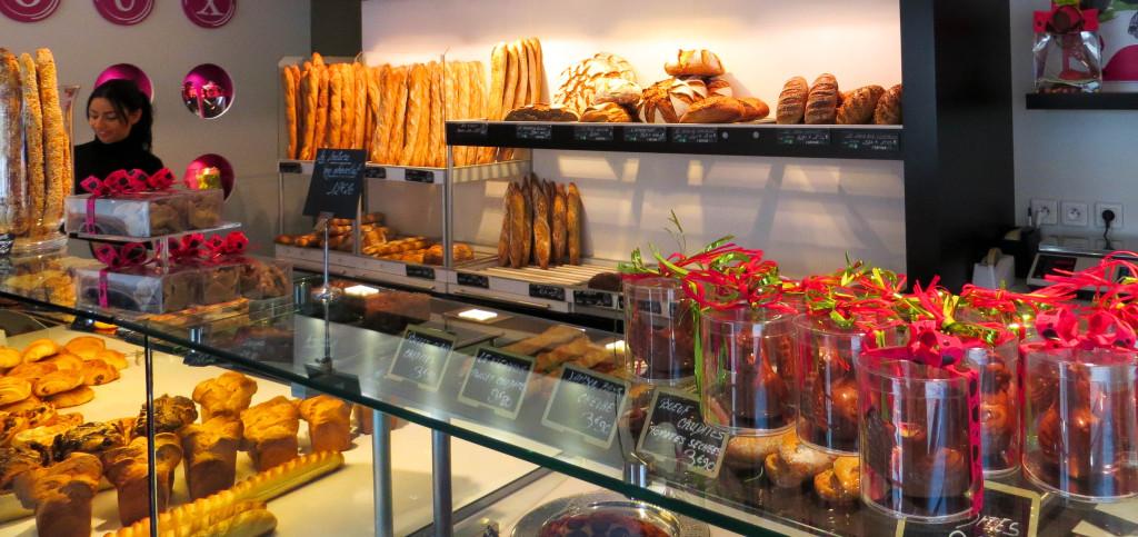 Les pains, Aux Trois Petits Choux, L'Isle-Adam (95)
