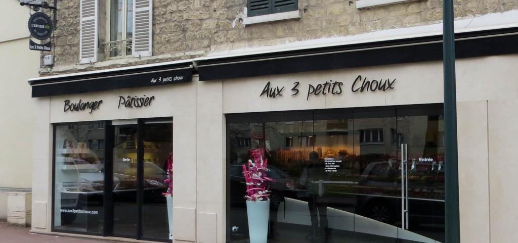 Aux Trois Petits Choux, L'Isle-Adam (95)
