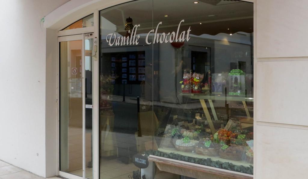 Vanille ChocolatAux Trois Petits Choux, L'Isle-Adam (95)