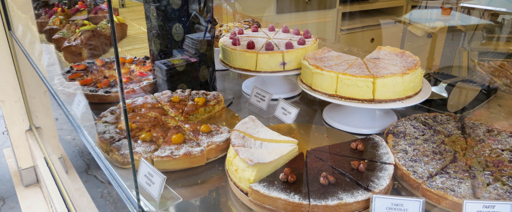 Tartes & cheesecakes à la part, Carton - Huré, Paris 16è