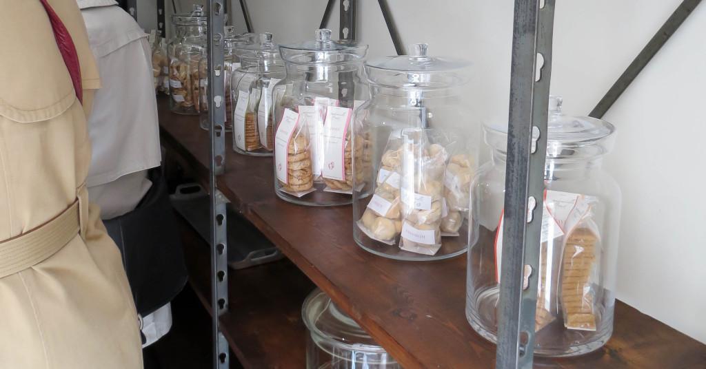 Les biscuits de Mademoiselle Proust