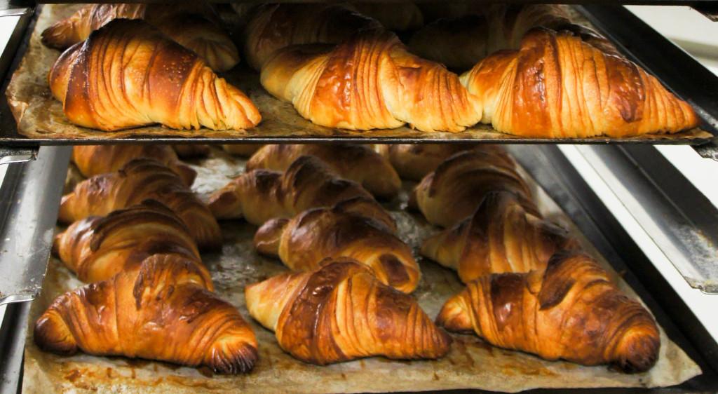 Des croissants de compétition chez Gontran Cherrier