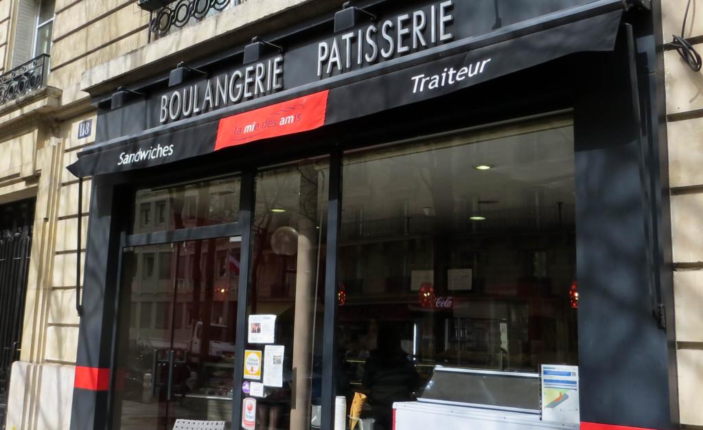La Mie des Amis, Paris 16è