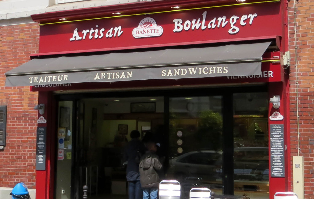 Au Paradis du Gourmand, Paris 14è