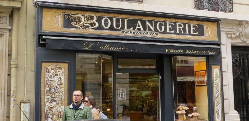 Boulangerie L'Alliance, Paris 14è