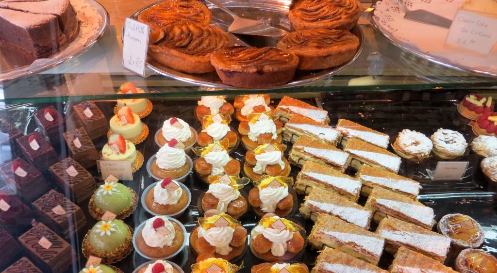 Pâtisseries, Boulangerie L'Alliance, Paris 14è