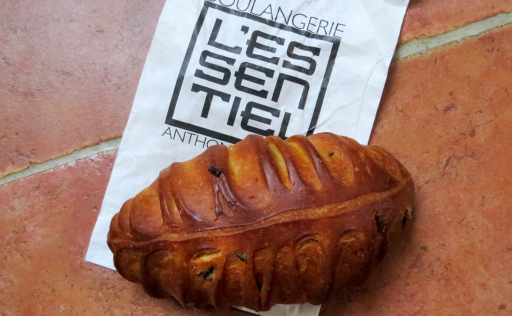 Brioche à la Gousse de Vanille, Boulangerie L'Essentiel, Paris 13è