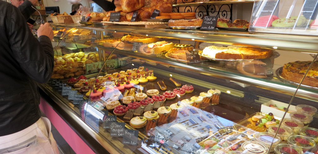 Pâtisseries & gourmandises, Stéphane Secco, rue de Varenne, Paris 7è