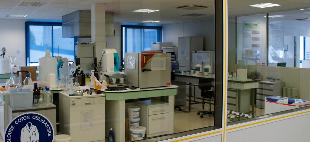 Le laboratoire de Cérélab.