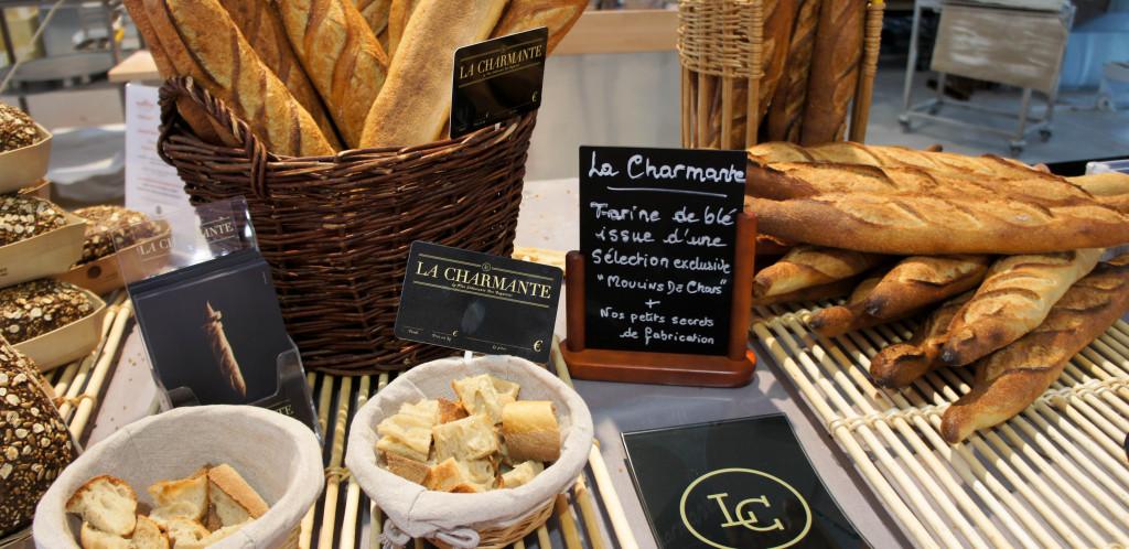 """Dernière née de la gamme des Moulins de Chars, la Charmante est particulièrement mise en avant, de par sa facilité de mise en oeuvre (possibilité de la réaliser en machine, grande tolérance, ...) avec un positionnement """"premium""""."""