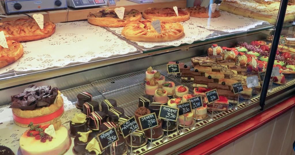 Pâtisseries, La Reine des Blés, Clichy (92)