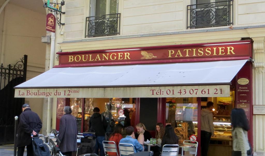 La Boulange du 12è, Paris 12è
