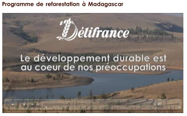 De jolies images et engagements, le site delifrance.fr laisse songeur...