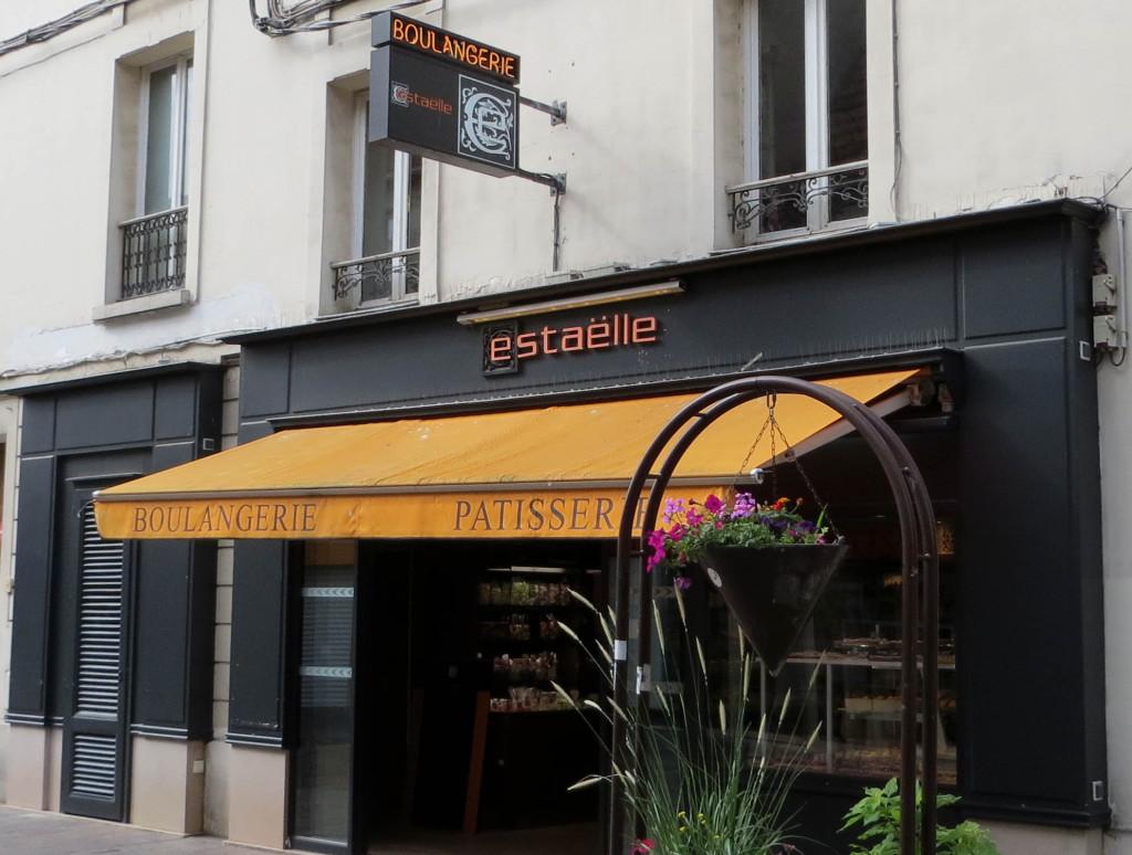 Boulangerie Estaëlle, dans le vieux centre de Créteil.