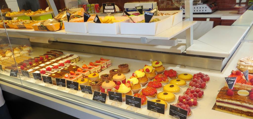 Les pâtisseries chez Estaëlle Créteil
