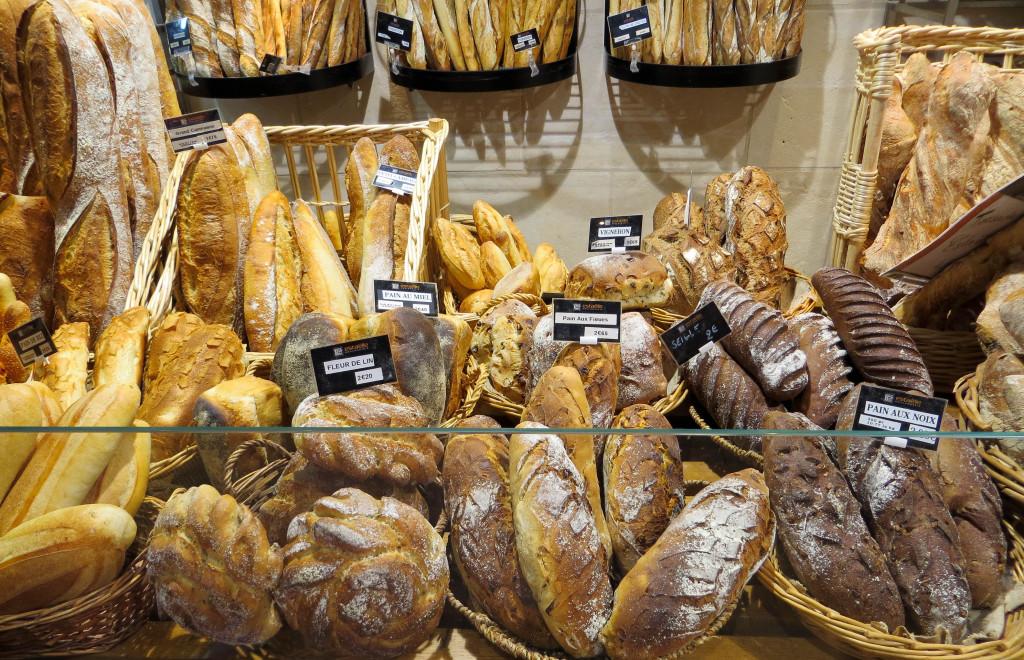 Pains, Boulangerie Estaëlle, Créteil (94)
