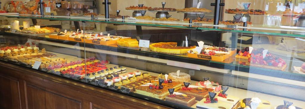 Les pâtisseries chez Estaëlle Joinville