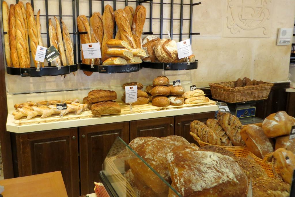 Les pains chez Estaëlle Joinville